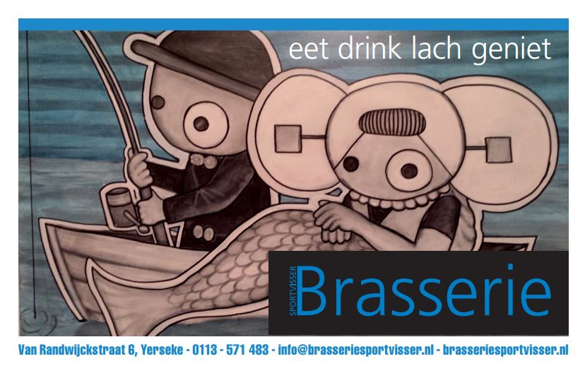advertentie brasserie