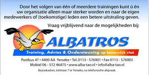 albatros trainingen
